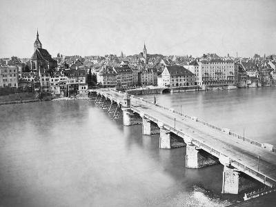 A View of Basel--Photographic Print