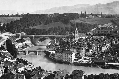 A View of Bern--Photographic Print
