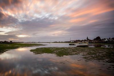 A View of Bosham Harbour-Chris Button-Photographic Print