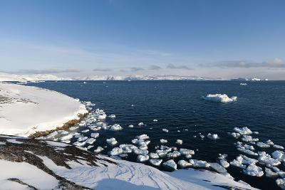 A View of Ilulissat Icefjord, Greenland, Denmark, Polar Regions-Sergio Pitamitz-Photographic Print