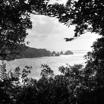 A View of Jerbourg Point 1965-Staff-Photographic Print