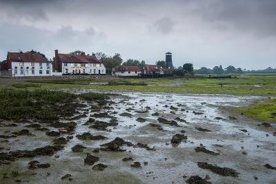 A View of Langstone Mill-Chris Button-Photographic Print