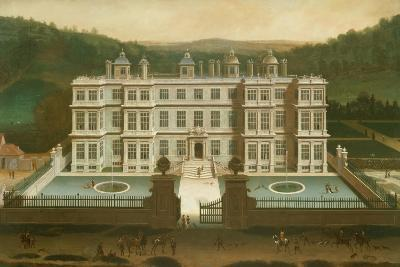 A View of Longleat-Jan Siberechts-Giclee Print