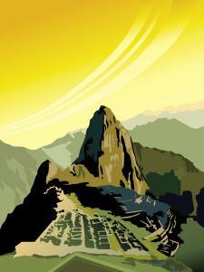 A View of Machu Picchu