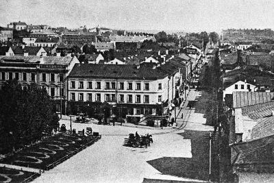 A View of Minsk, 1898--Photographic Print
