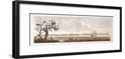 A View of Portsmouth, in New Hampshire, Taken from the East Shore, 1774-1779