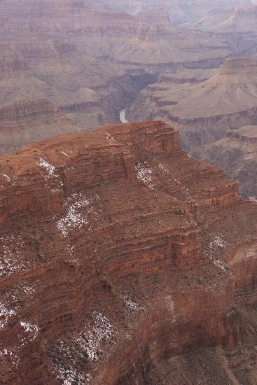 A View of the Grand Canyon from Pima Point, a View Point Along Hermit Road on the South Rim-Phil Schermeister-Photographic Print