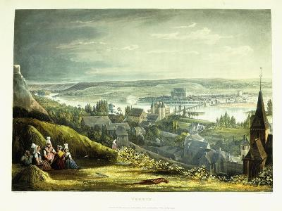 A View of Vernon, 1821-John Gendall-Giclee Print