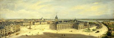 A View of Warsaw-Cheslas Bois de Jankowski-Premium Giclee Print
