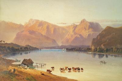 A View of Windermere-Aaron Edwin Penley-Giclee Print