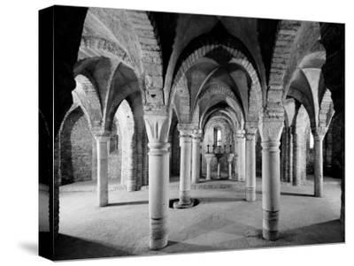 Crypt in Church of the Crocifisso, Santo Stefano in Bologna