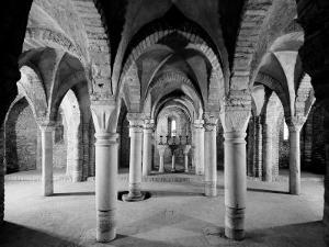 Crypt in Church of the Crocifisso, Santo Stefano in Bologna by A. Villani