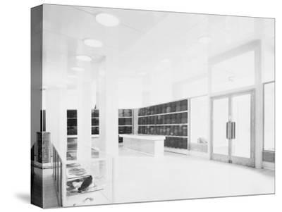 Shop Windows in the Piperno Alcorso Store, Rome