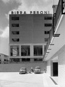 The Peroni Factory in Naples by A. Villani