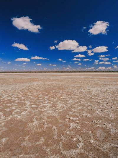 A Vivid Blue Sky Above Sand and Shallow Water-Jason Edwards-Photographic Print