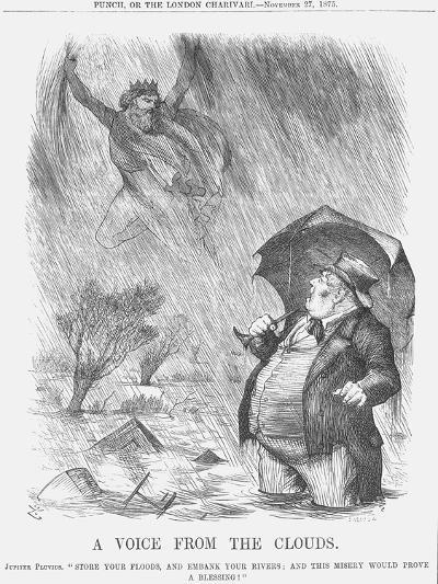 A Voice from the Clouds, 1875-Joseph Swain-Giclee Print