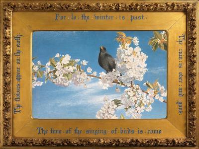 A Voice of Joy and Gladness-John Samuel Raven-Giclee Print