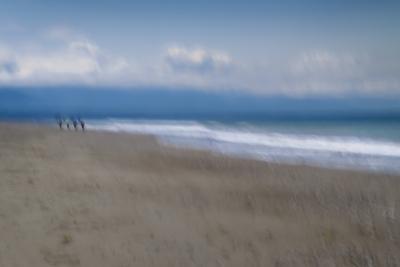 A Walk on the Beach-Ursula Abresch-Photographic Print