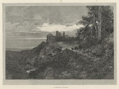 A Ward of the Golden Gate-Charles Auguste Loye-Giclee Print
