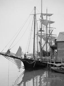 A Wharf, Gloucester, Mass.