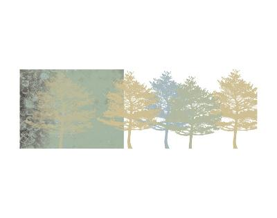 A Whisper Through the Trees-Erin Clark-Art Print