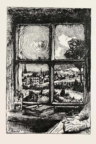A Window in Thrums, 1893-William Brassey Hole-Giclee Print