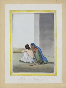 A Woman Cupping Another, C.1815