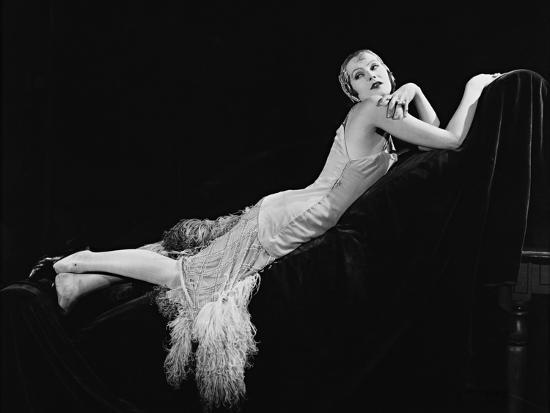 A Woman of Affairs, 1928--Photographic Print