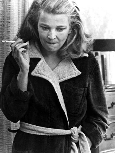 A Woman Under The Influence, Gena Rowlands, 1974--Photo