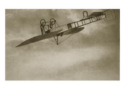 A Wonder to Behold - Aerobatics in 1914-English Photographer-Giclee Print