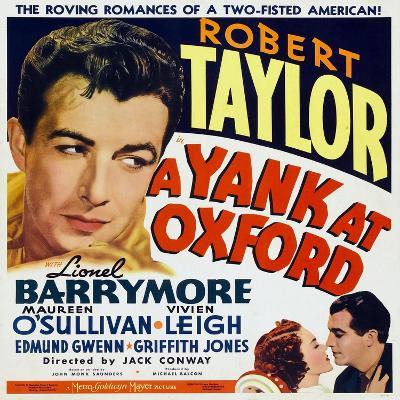 A Yank at Oxford, 1938--Giclee Print