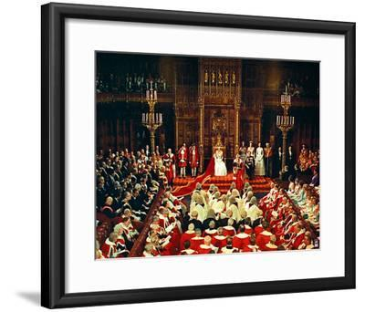 A Year Of Achievement, 1966-British Pathe-Framed Giclee Print