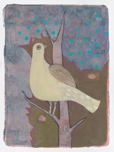 A Yellow Dove-Maria Pietri Lalor-Giclee Print