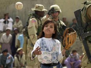 A Young Afghan Girl Named Hatira