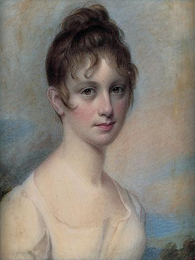 A Young Woman, C.1806-Edward Greene Malbone-Giclee Print