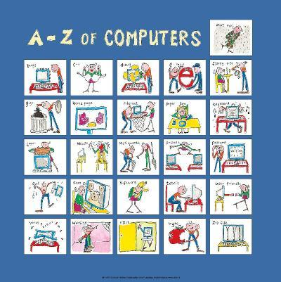 A - Z of Computers-Nicola Streeten-Art Print