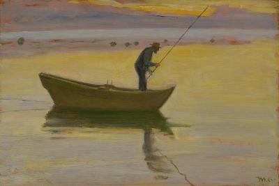 Aalestangeren-Michael Peter Ancher-Giclee Print