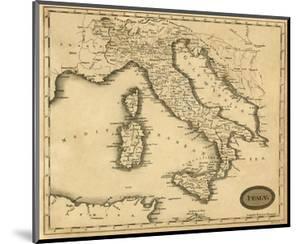 Italy, c.1812 by Aaron Arrowsmith