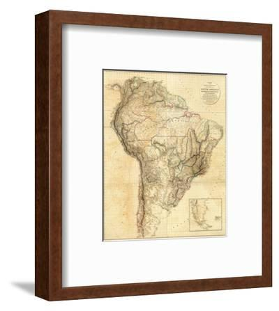 South America, c.1814