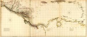 West Indies II, c.1810 by Aaron Arrowsmith