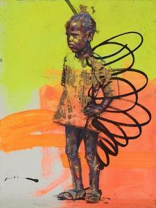 Butterfly people by Aaron Bevan-Bailey