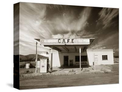 Gas Station and Cafe