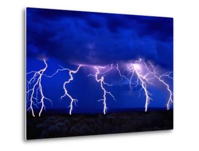 Lightning Storm over Prairie