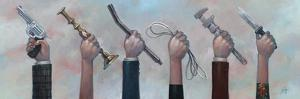 Choose Your Weapon by Aaron Jasinski