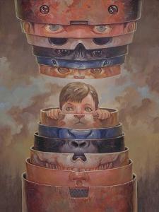 Know Thy Self by Aaron Jasinski