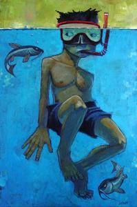 Pisces by Aaron Jasinski