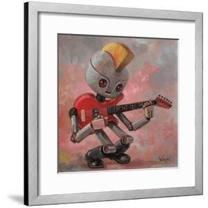 Punkbot by Aaron Jasinski