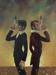The Duel by Aaron Jasinski