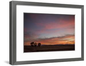 Desert Sunset by Aaron Matheson