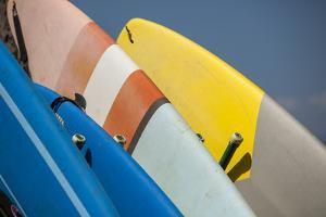 Surfboards by Aaron Matheson